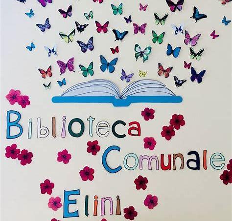 BIBLIOTECA ELINI